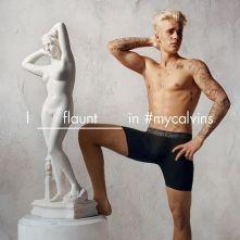 Justin Bieber Calvin 2016