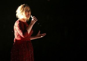 Adele 2016 grammys
